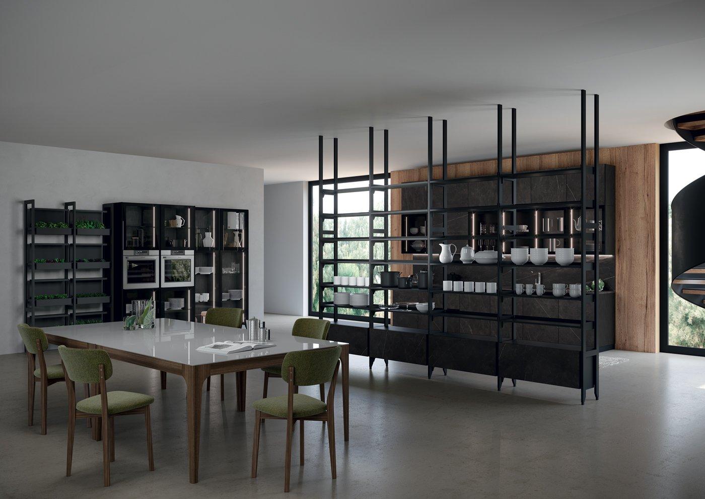 Febal-Casa-cucina-moderna-Kaleidos-open-space-stile-industriale-050-051jpg-mobilinoè
